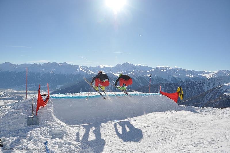 Skicrosspiste Watles