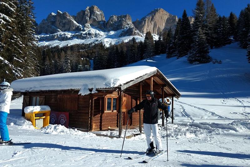 Skigebiet Karersee-Deutschnofen - persönlich getestet von Ingo Diesch (ALPenjoy)