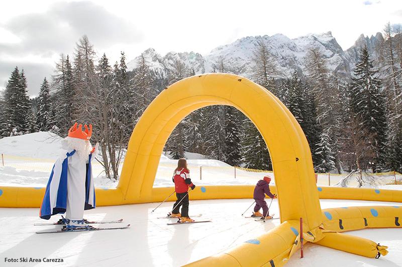 Familienfreundlichstes Skigebiet im Eggental