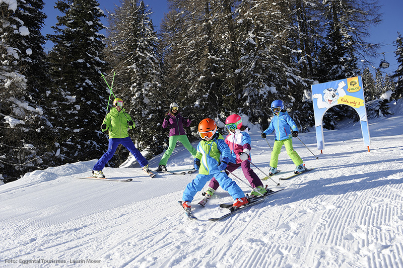 Family Ski Resort - Carezza Ski