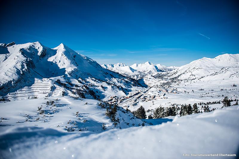 Skigebiet Obertauern