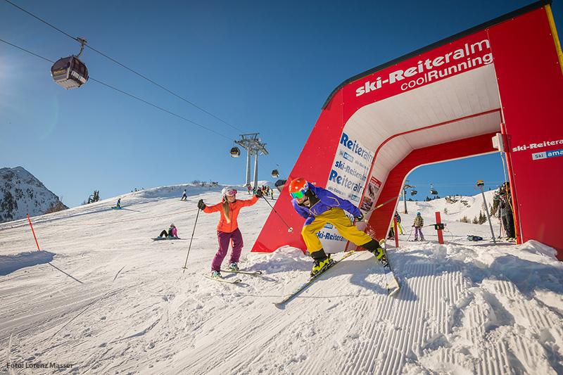 Cool Running Skigebiet Reiteralm