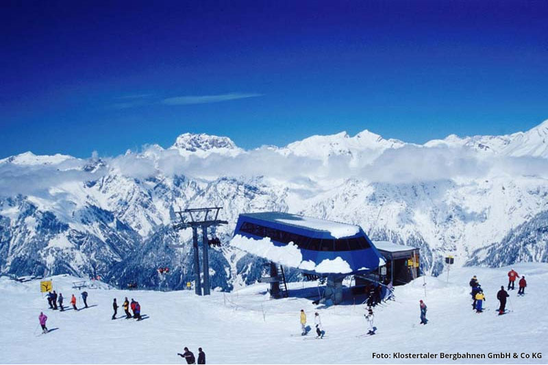 Skiurlaub am Sonnenkopf