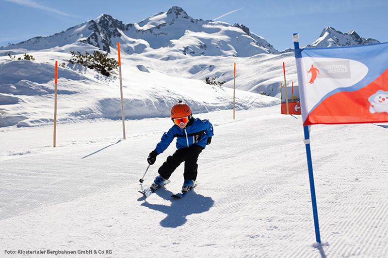 Skifahren im Skigebiet Sonnenkopf
