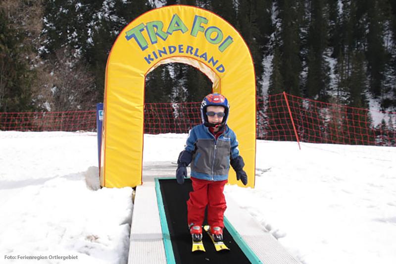 Kinderland Trafoi
