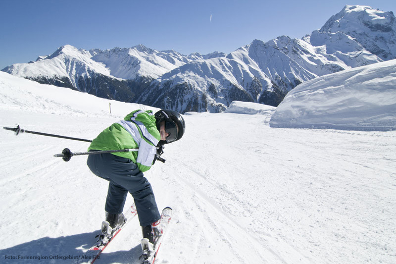 Skigebiet Trafoi