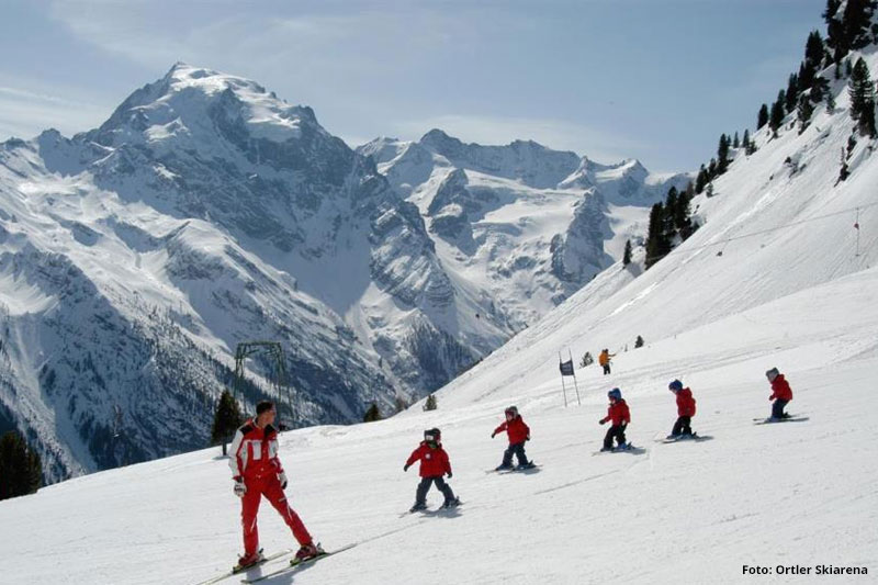 Skikindergarten Trafoi