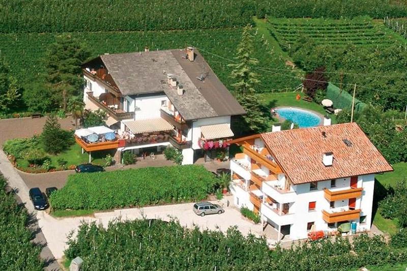 Sommerurlaub im Hotel Traubenheim in Nals bei Meran