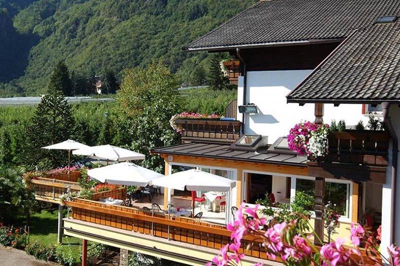 Aussicht vom Hotel Traubenheim