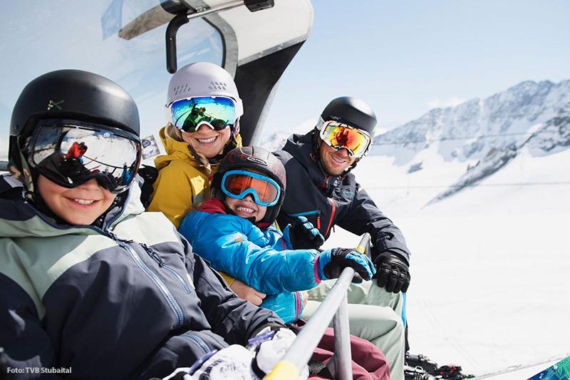 Familienurlaub in Neustift