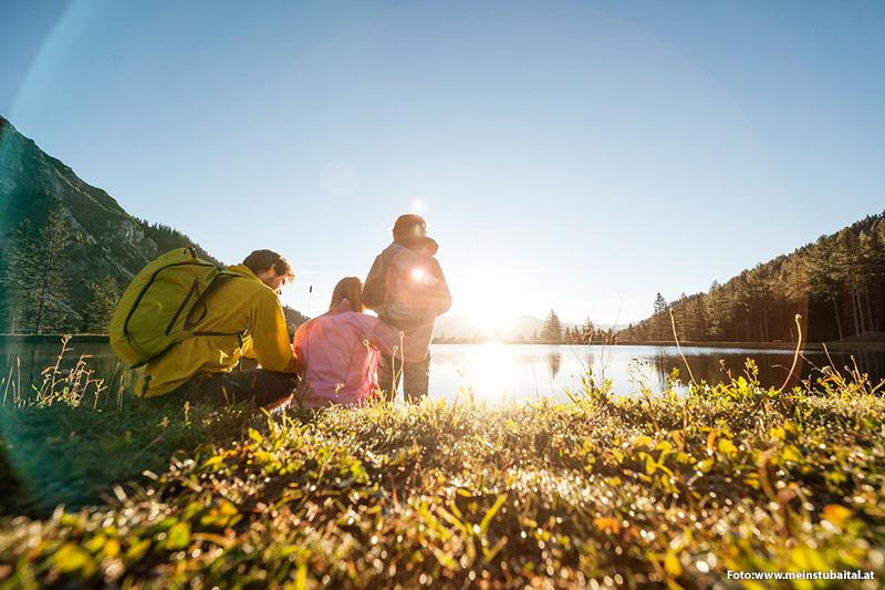Familienurlaub in Neustift im Stubaital