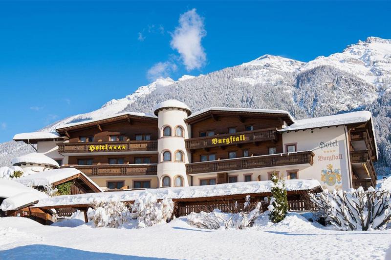 Winterurlaub im Hotel Burgstall