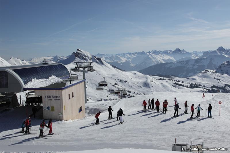 Skirundtour im Bregrenzerwald