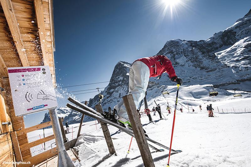 Skigebiet Grindelwald-Wengen
