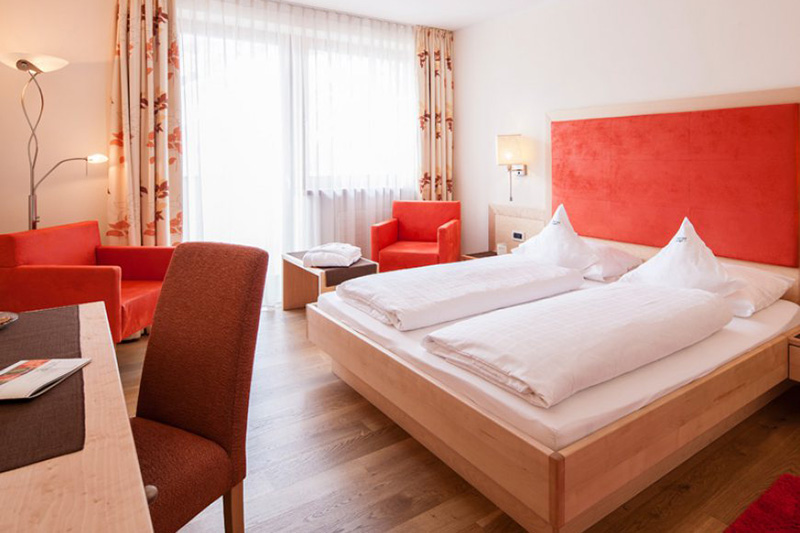 Komfort Doppelzimmer Ursprung 35m²