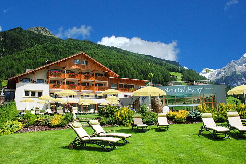 Sommerurlaub im Auszeit-Hotel Natur Idyll Hochgall