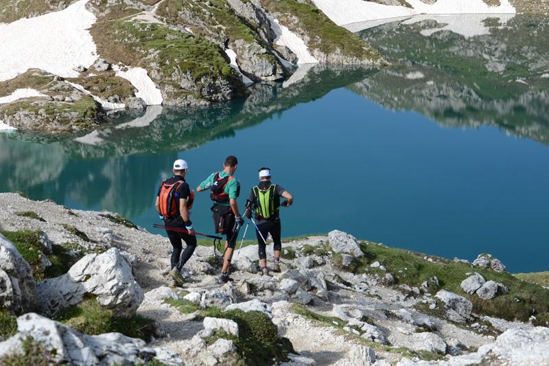 Trailrunning als sportliches Abwechslung mit herrlicher Naturkulisse