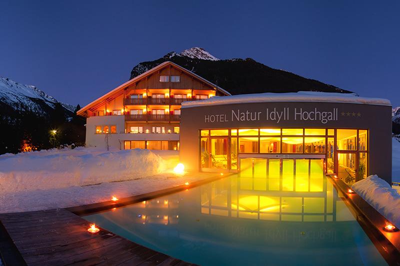 Winterurlaub im Auszeit-Hotel Natur Idyll Hochgall