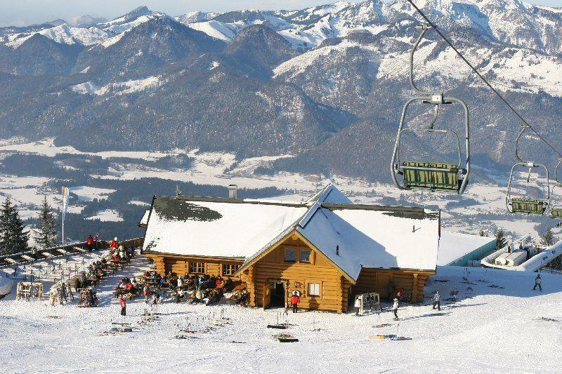 Bärenhütte in Hochkössen