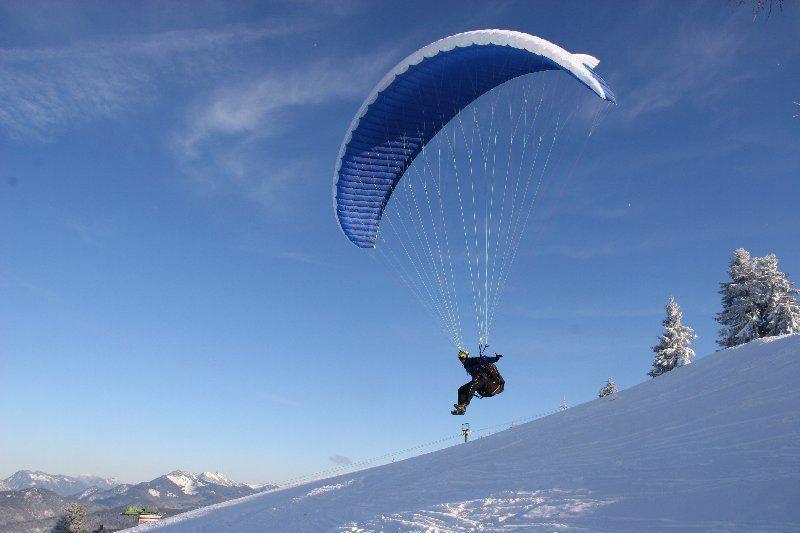 Paragliden in Hochkössen
