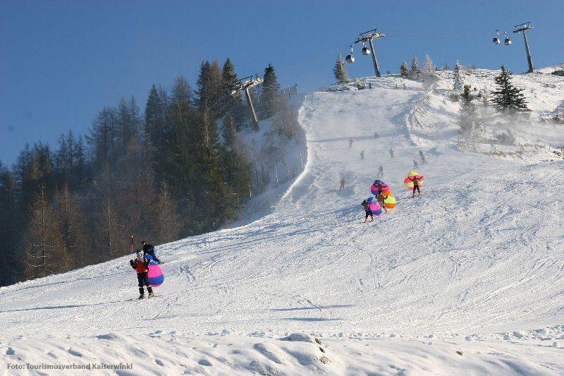 Skiurlaub im Skigebiet Hochkössen