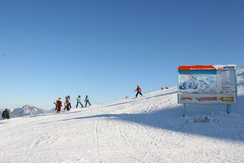 Skigebiet Hochkössen