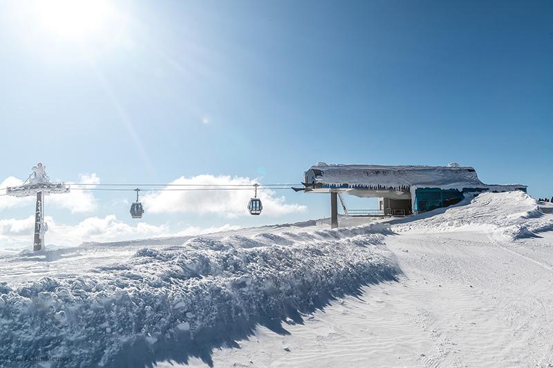 Skigebiet Katschberg