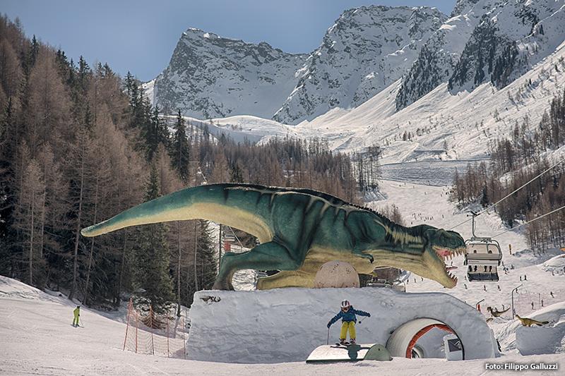 Dino Fun-Line in Klausberg