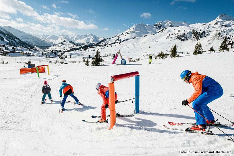 Familienskiurlaub in Obertauern
