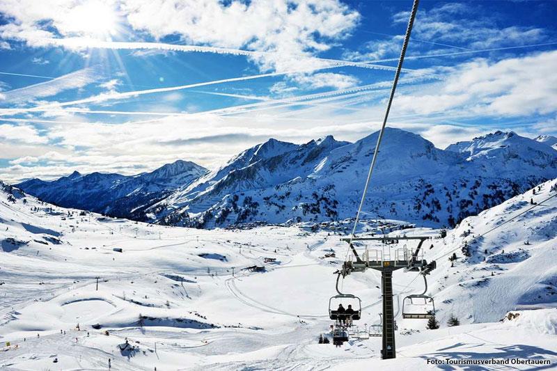 Skiurlaub im Skigebiet Obertauern