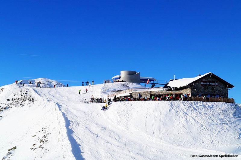 Skiurlaub in Speikboden