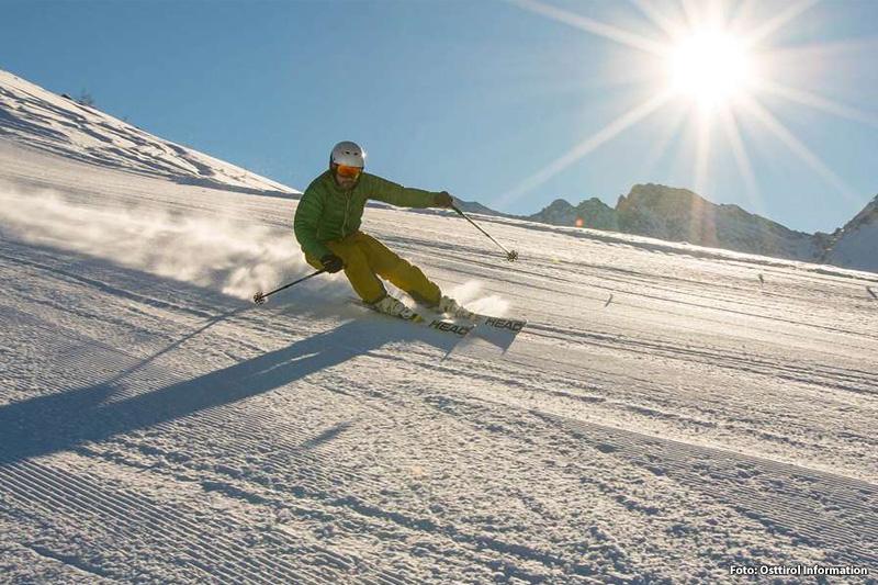 Skiurlaub in St. Jakob im Defereggental