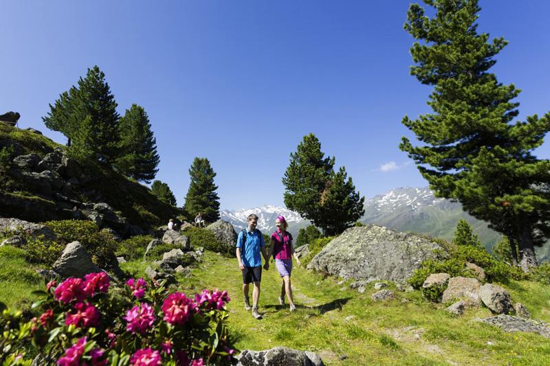 Wandern in der Ferienregion Innsbruck