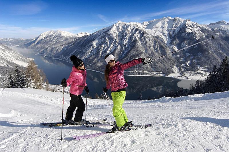 Skifahren Achensee