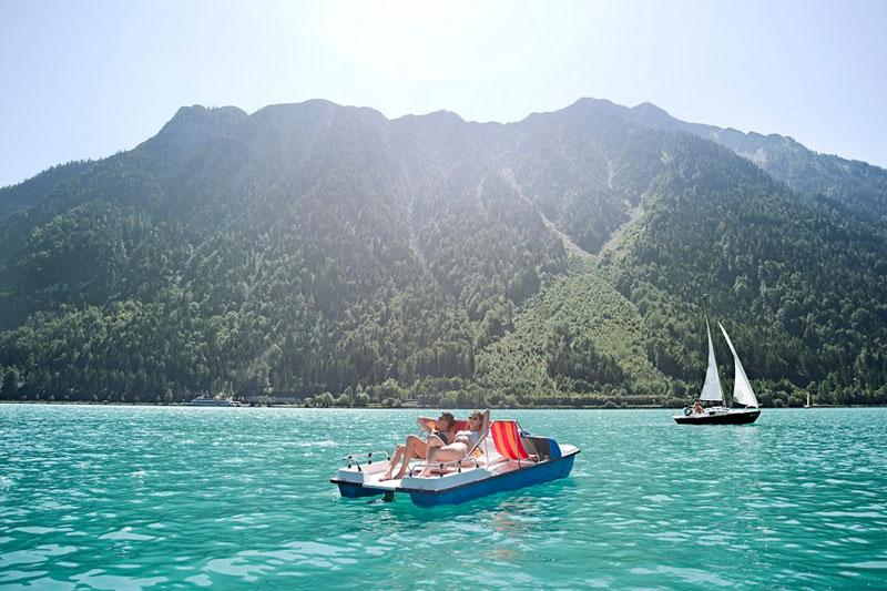 Entspannter Seeurlaub am Achensee
