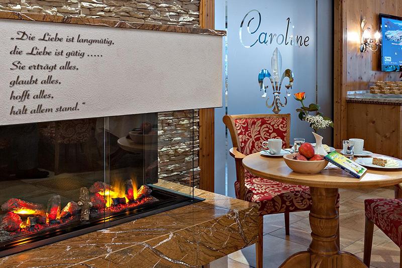 Ambiente im Hotel Liebes Caroline