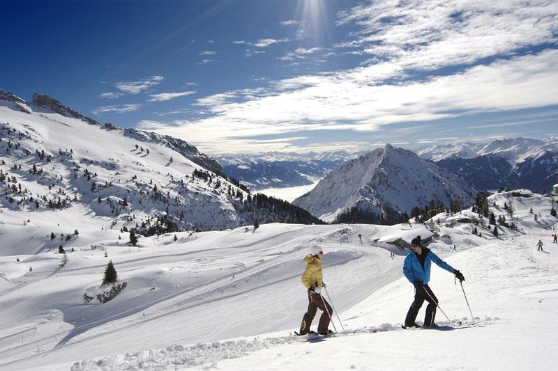 Skitouren gehen im Winterurlaub in Tirol