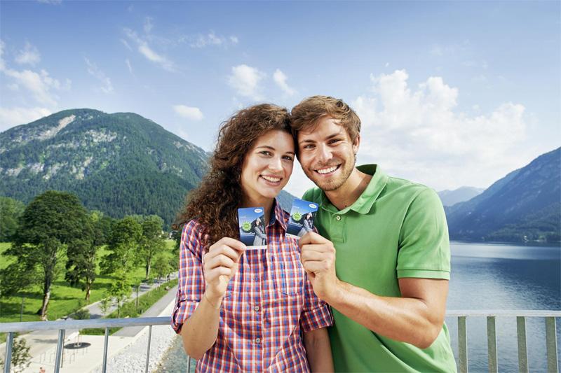 Sommerurlaub inklusive Achensee-Erlebniscard