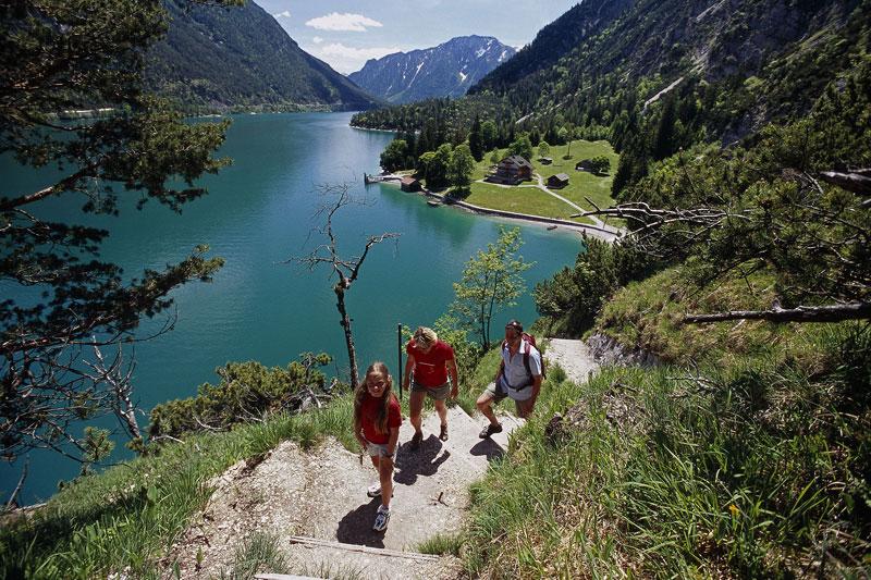 Wandern um den Achensee