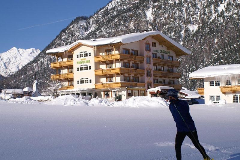Winterurlaub im Hotel Liebes Caroline