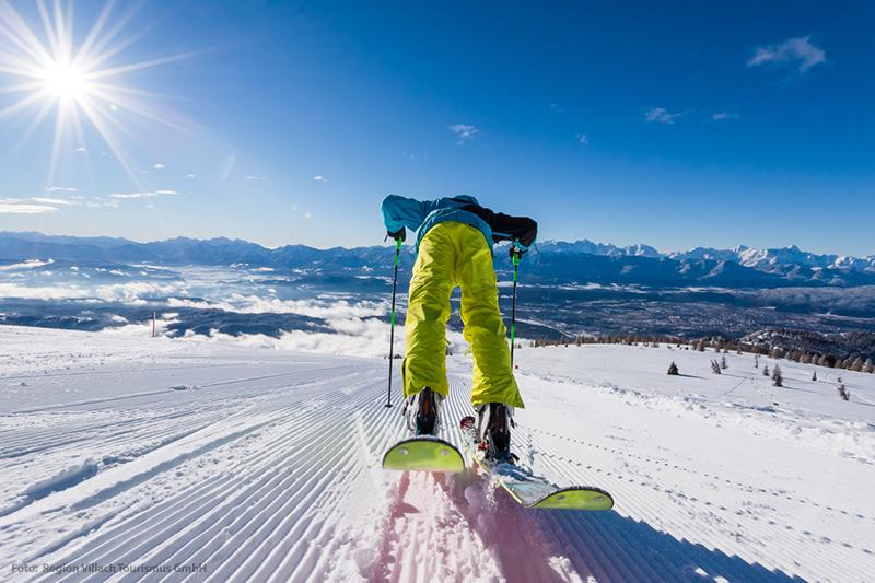 Gerlitzen Skifahren