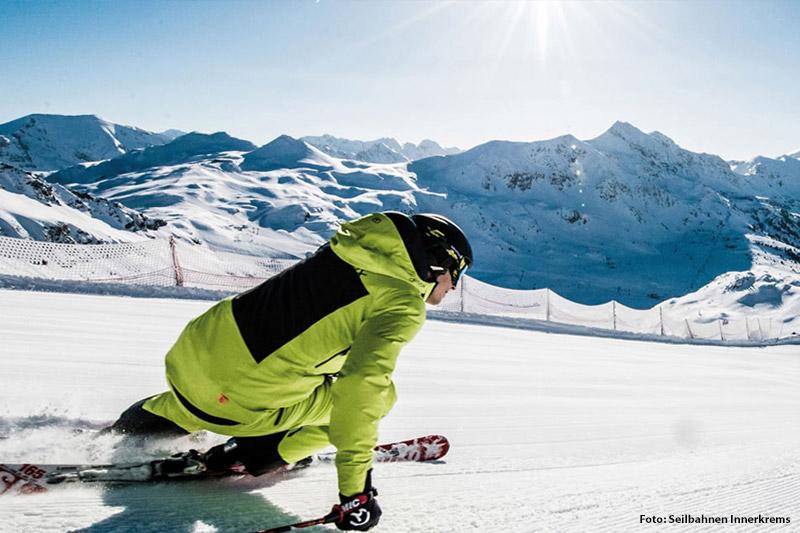 Skiurlaub im Skigebiet Innerkrems