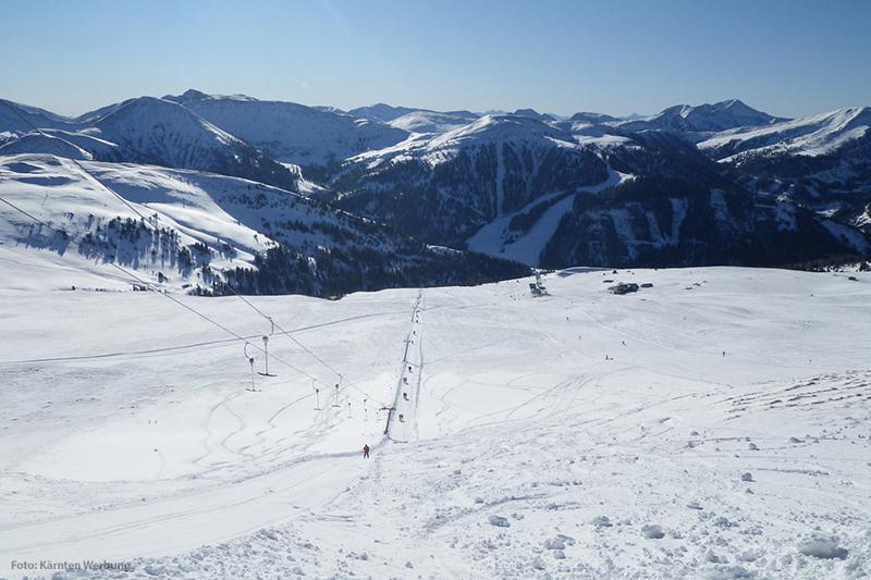 Skigebiet Innerkrems