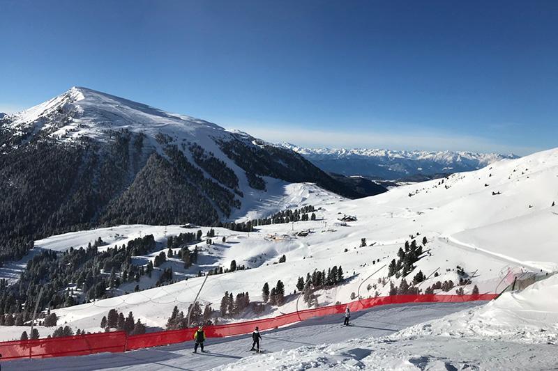 Skigebiet Latemar – Obereggen