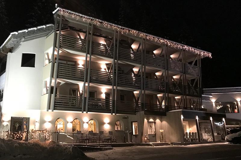 Hotel Mondschein in Obereggen in den Dolomiten