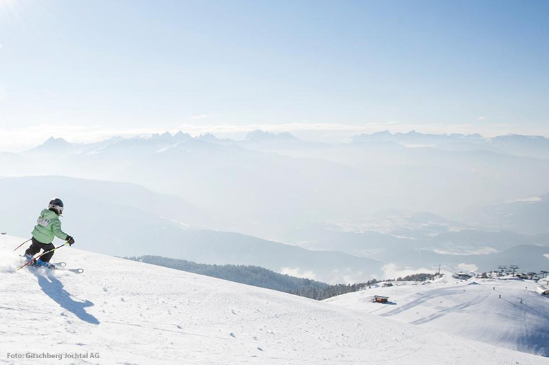 Skifahren in Gitschberg-Jochtal