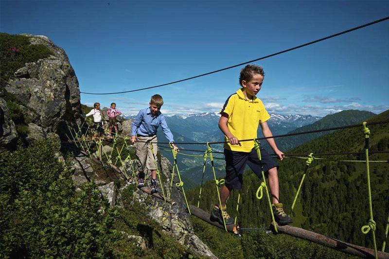 Kinderbetreuung mit dem Tourismusverein im Sommer