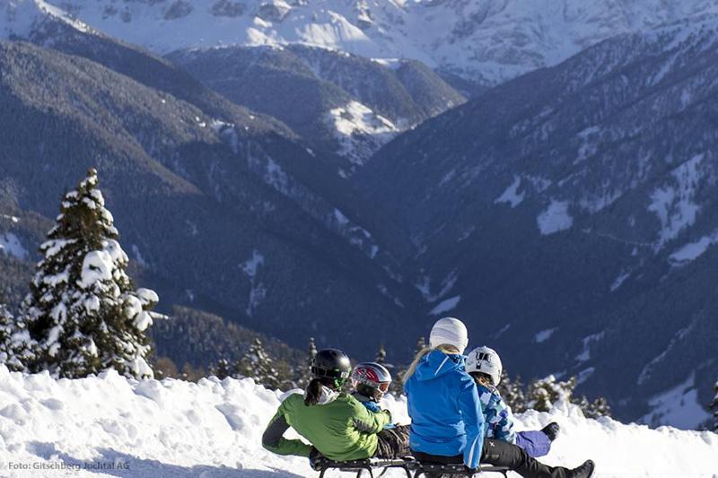 Noch viel mehr Spaß und Action hast Du beim Rodeln am Berg in der Skiregion Gitschberg Jochtal