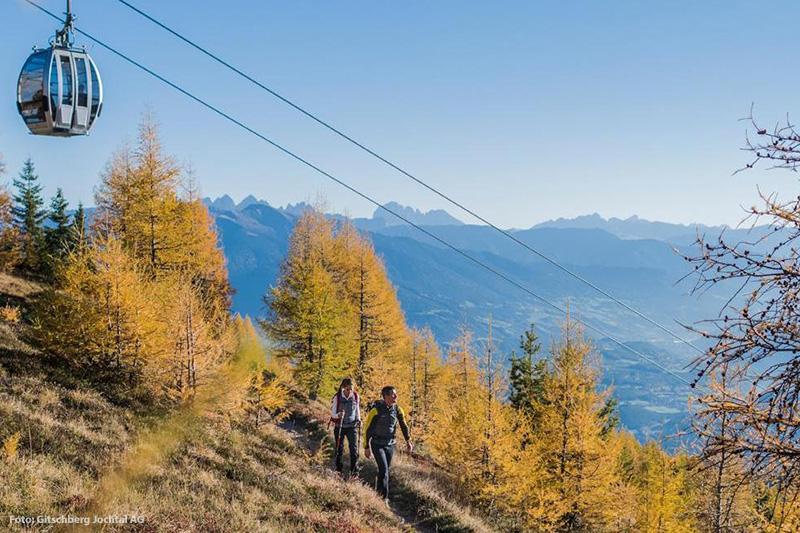 Die herbstliche Wandersaison in Südtirol geht im Hotel Oberhofer bis Mitte Oktober