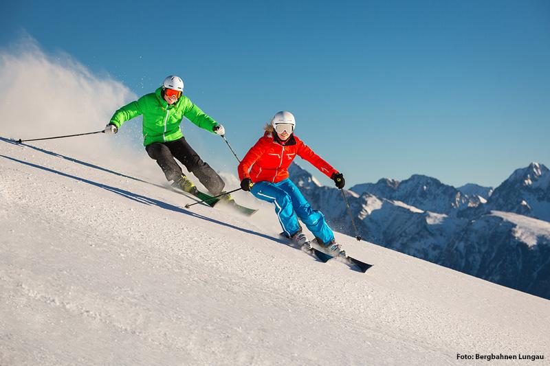 Skifahren am Grosseck-Speiereck